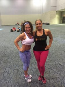 With Lyzabeth Lopez - Fitness Personality